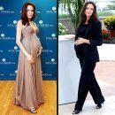 Iconos de la moda en el embarazo