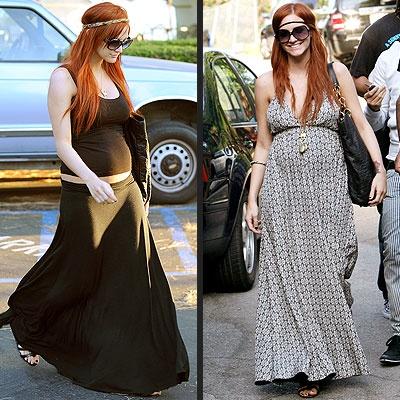 Ashlee Simpson embarazada