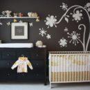 Decoración para habitaciones de bebé