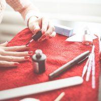 Esmalte para uñas anti-violaciones