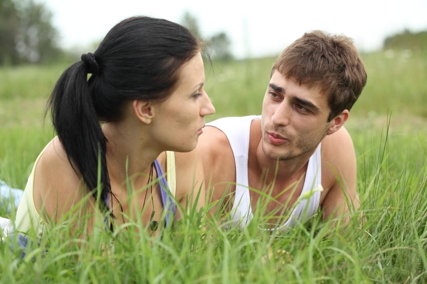 Conversar en pareja