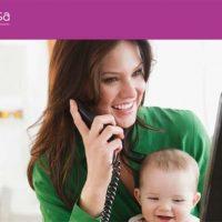 ¿Cómo encontrar un trabajo que te permita ser mamá? Conoce Bolsa Rosa