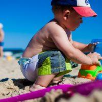 Protege a tus hijos de los daños solares