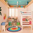 Ideas para organizar la recámara de los niños