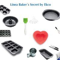 Conoce la línea Baker´s Secret by Ekco