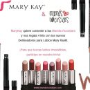 Maquillaje: Conoce los nuevos labiales y delineadores en Gel Semi Mate de Mary Kay