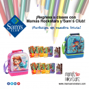 Regresa a la escuela con Sam's Club