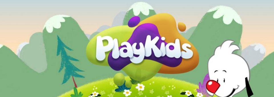 Conoce la plataforma PlayKids. Participa en nuestro sorteo