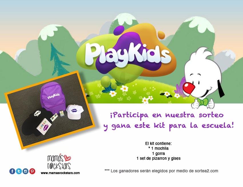 Sorteo PlayKids