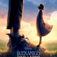 """Película """"El Buen amigo Gigante"""" de Disney"""