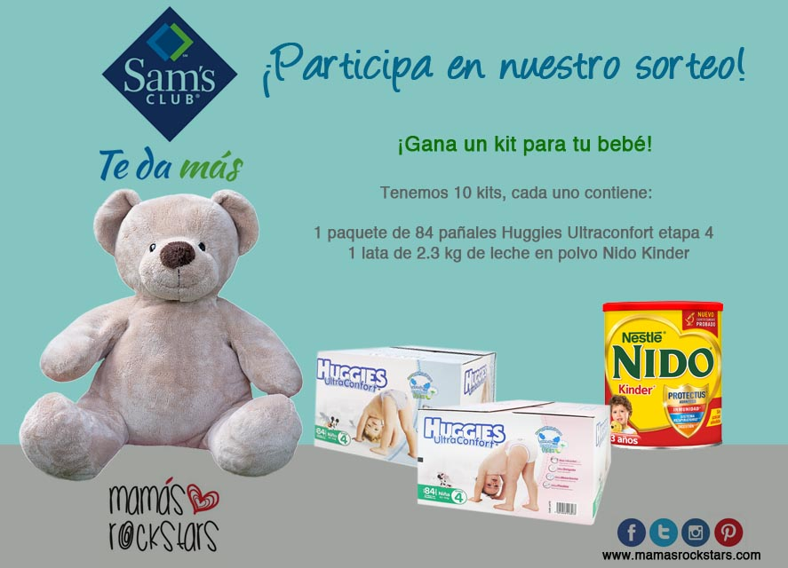 Sorteo Sam's Club
