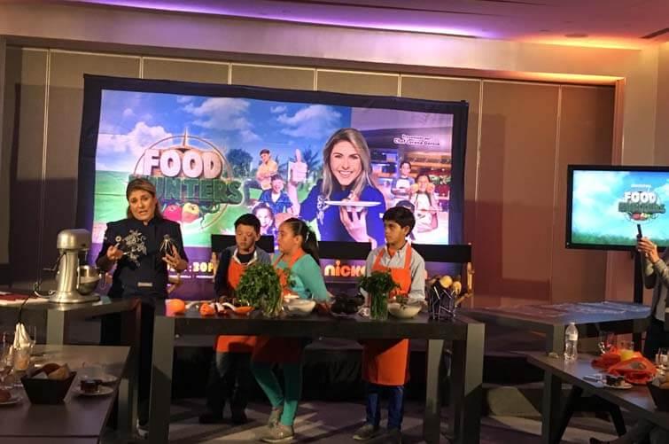 Food Hunters de Nickelodeon