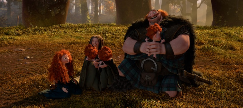 Princesas Disney: Valiente