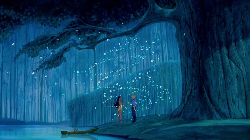 Princesas Disney: Pocahontas
