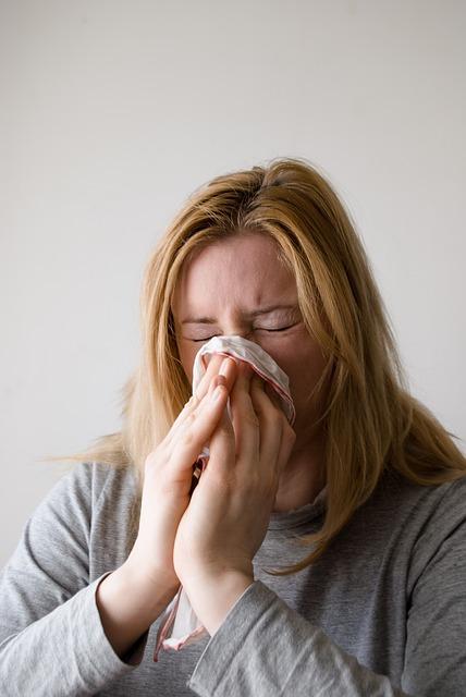 Tratamientos homeopáticos para tratar las alergias.