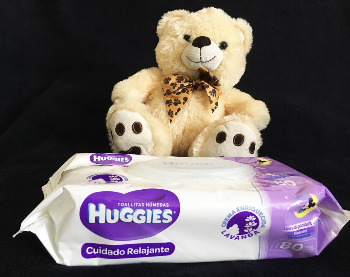 Toallitas Húmedas Huggies® Cuidado Relajante