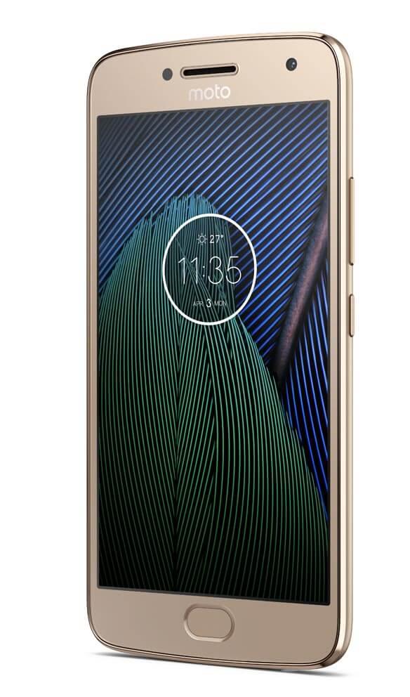 Moto G5 Plus - Oro