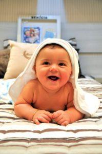 ¿Cómo bañar a tu bebé?