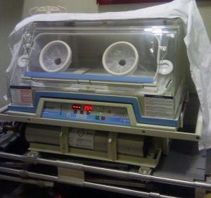 incubadora para bebes prematuros