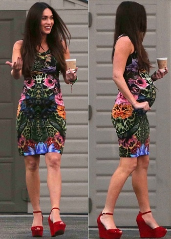 Megan Fox embarazada