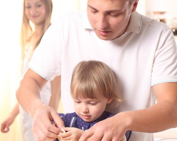 ¿Cuándo deben ayudar los niños en casa?