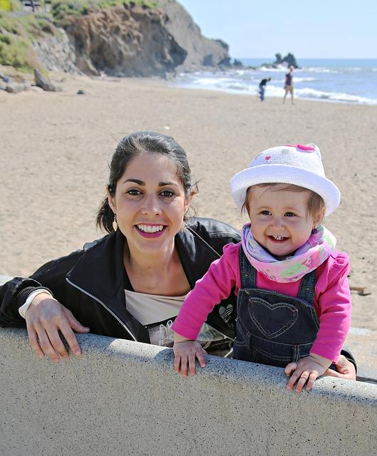 El reto de ser mamá soltera