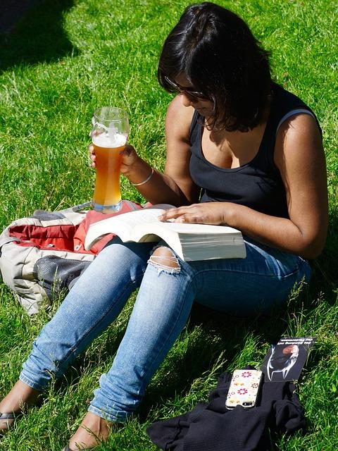 La cerveza es un invento de la mujer
