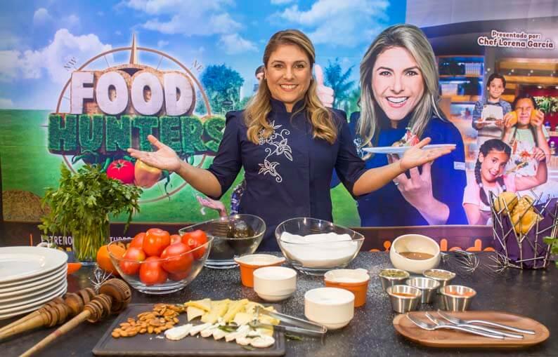 Food hunters el nuevo programa de cocina nickelodeon for Nuevo programa de cocina