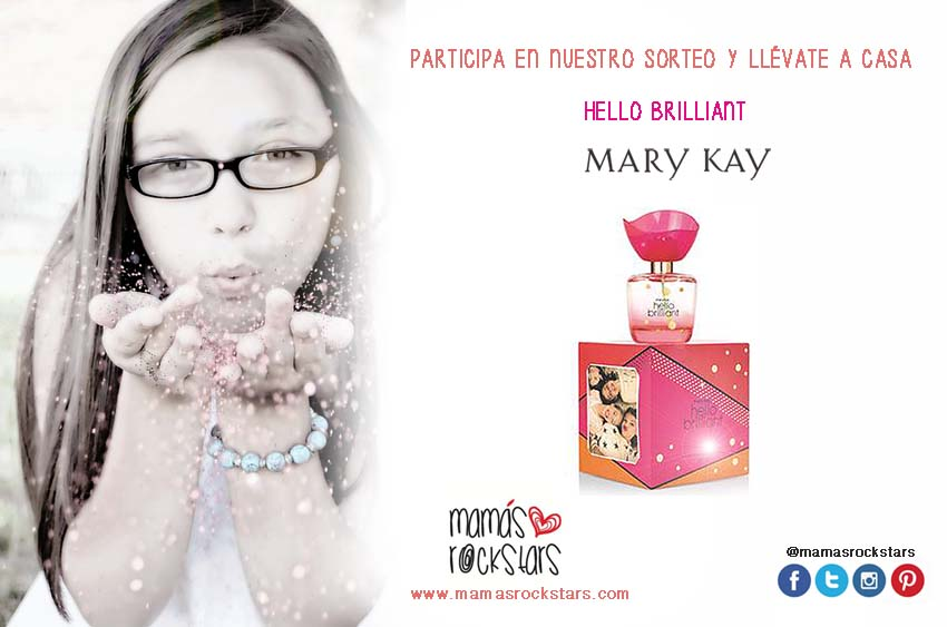 Sorteo Hello Brilliant de Mary Kay
