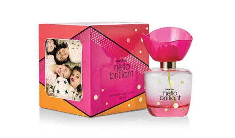 ¿Tu hija es fan de las fragancias? Conoce Hello Brilliant de Mary Kay