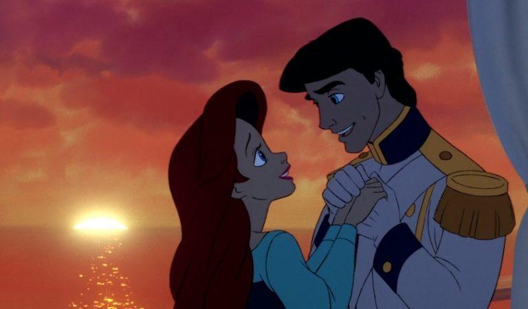 Lecciones de amor en las historias de las princesas Disney