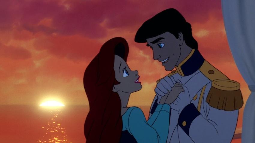 Princesas Disney: Ariel