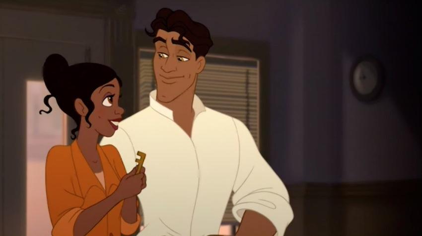 Princesas Disney: Tiana