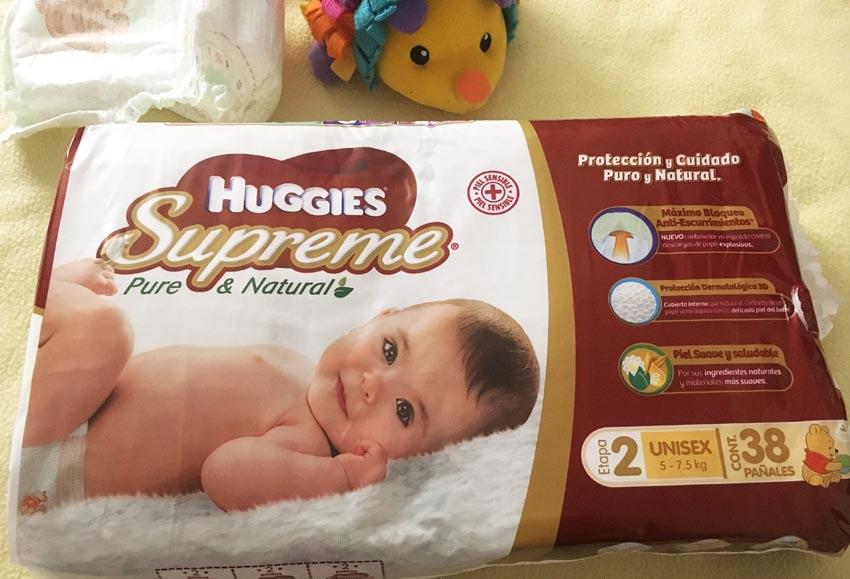 Pañales Huggies® Supreme®
