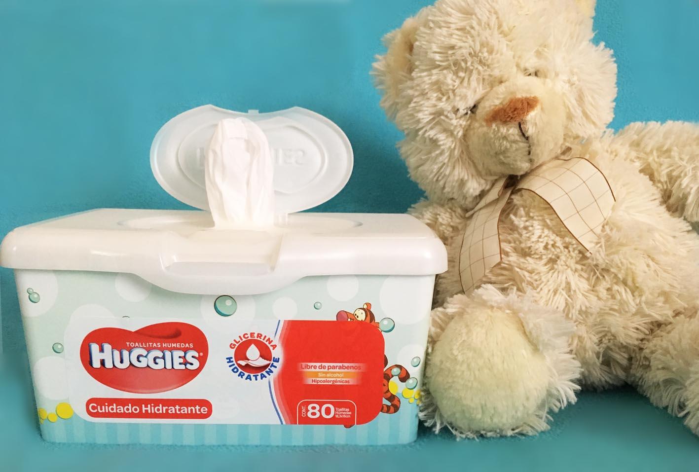 Toallitas Húmedas Huggies® Cuidado Hidratante