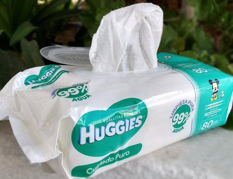 Toallitas Húmedas Huggies® Cuidado Puro