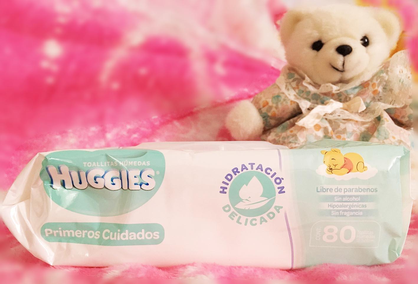 Toallitas Húmedas Huggies® Primeros Cuidados