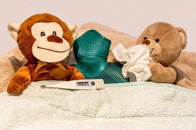 Utilizar la homeopatía en niños y bebés