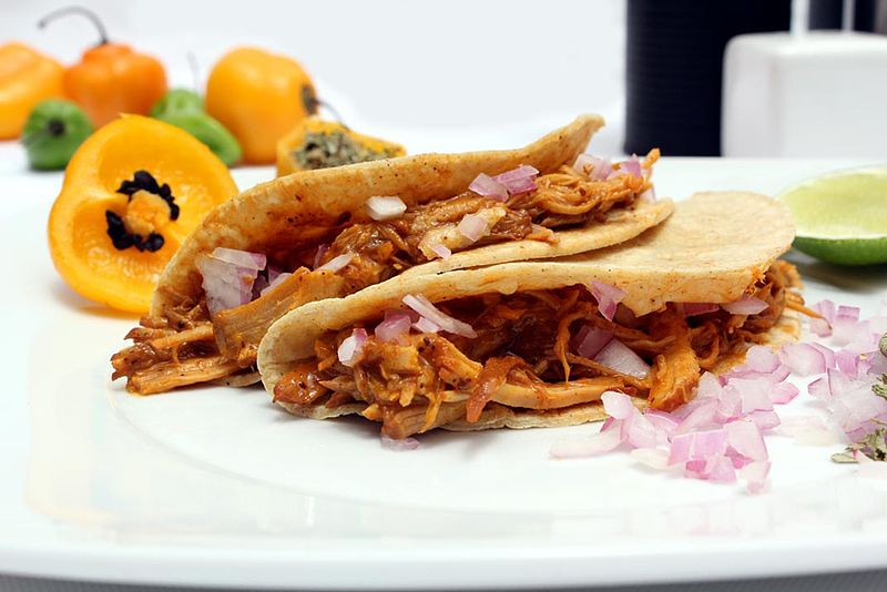 Cochinita pibil adobada