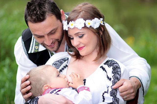Las maravillas de la lactancia materna