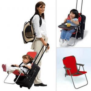 Inventos originales para las mamás viajeras