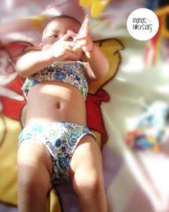 ¿Como aliviar las rozaduras de los bebes?