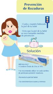 Prevención de rozaduras