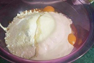 receta donas de zanahoria