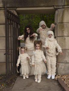 ¿Cómo festejar Halloween con tus pequeños?