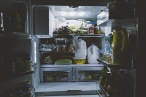 Llena el refrigerador