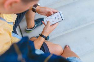El uso excesivo de los smartphones en la vida de los adolescentes