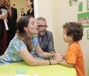 Hipoacusia o sordera en niños